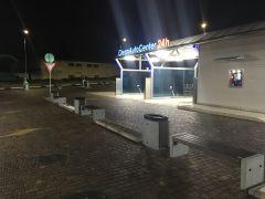 Благоустройство станции технического обслуживания в Севастополе