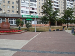 В июне в Набережных Челнах состоялось открытие сквера имени С.П. Титова