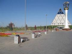 Завершена первая очередь строительства Президентского парка в столице Казахстана - Астане