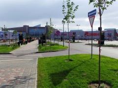 Состоялось открытие ТРЦ «Акварель» в Волгограде