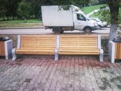 Благоустройство набережной Волги в Костроме