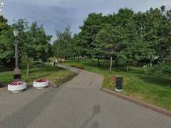 Для благоустройства парка близ Устьинской набережной (г. Москва) будут использованы МАФ нашего производства