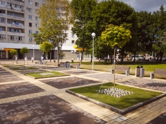 ГК «Стимэкс» осуществила крупную поставку уличной мебели в город Обнинск Калужской области