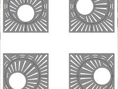 В каталог добавлены новые модели приствольных решеток