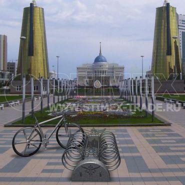 """Инсталляция 176. Серия """"Астана"""" для города Астана"""