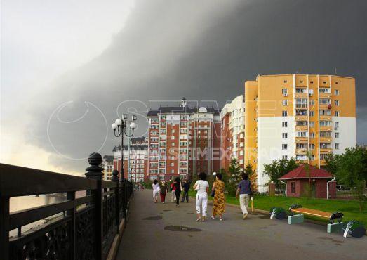 """Инсталляция 183. Серия """"Астана"""" для города Астана"""