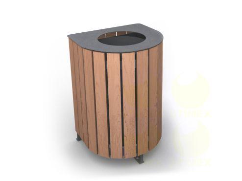 Металлическая урна для мусора U119 (У119)