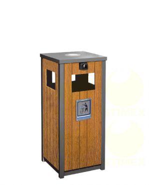 Металлическая урна для мусора U121 (У121)