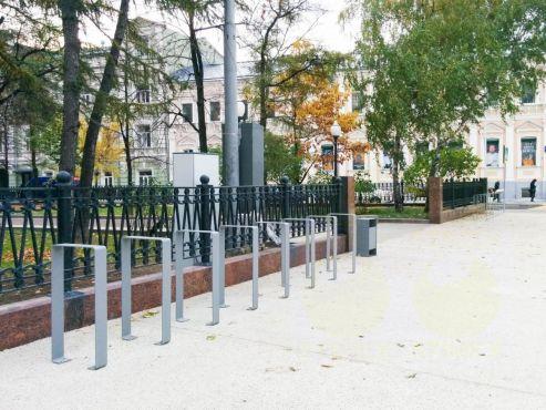 Велопарковка В20