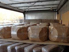 Упаковка отдельных элементов и изделий для транспортировки