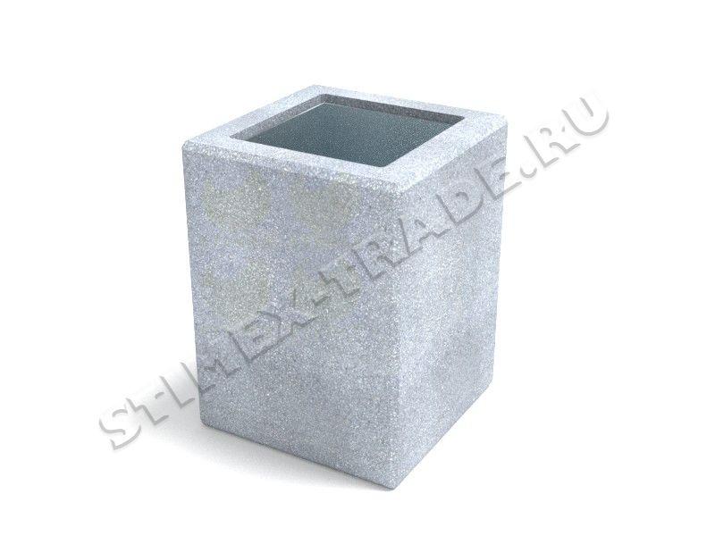 Урна из бетона купить раствор цементный м150 для стяжки