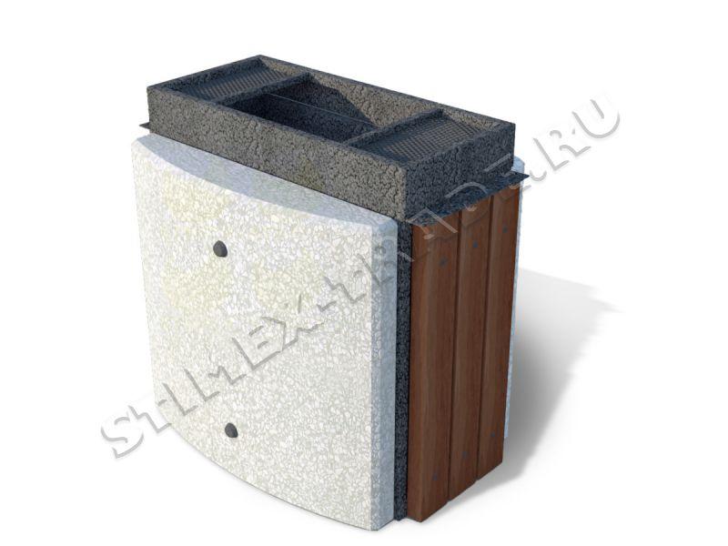Элементы бетона купить фибробетон