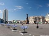 """Инсталляция 64. Серия """"Старый Петербург"""" для города Владивосток"""