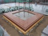 Группа компаний «Стимэкс» продолжает работы по возведению во Владивостоке памятника Муравьёву-Амурскому