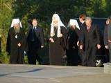 Патриарх Московский и всея Руси Кирилл посетил часовню Параскевы Пятницы