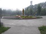 В городе Назарово Красноярского края состоялось открытие памятника народной артистке СССР Марине Ладыниной