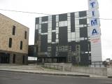 Для благоустройства прилегающей территории ТК «Оптима» использована городская мебель нашей компании