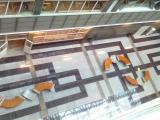 Мебель компании «Стимэкс» была установлена в холле одного из корпусов Сибирского Федерального университета