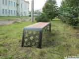 Запущены в серийное производство уличные скамейки С95А