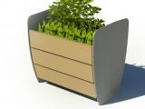 Группа компаний «Стимэкс» готовит к выпуску коллекцию уличной мебели из листовой стали