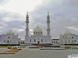 Благоустройство «Белой мечети» в г. Булгар Республики Татарстан проведено с использованием уличной мебели ГК «Стимэкс»