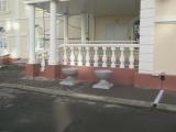 Заканчивается благоустройство детского сада, построенного на средства Почетного гражданина города Красноярска Хазрета Меджидовича Совмена