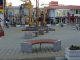 Благоустройство площади между ТЦ «Татулян» и ТЦ «Оганес» в Сочи