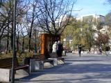 Эксплуатация малых архитектурных форм ГК «Стимэкс» во Владивостоке