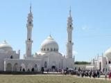 Продолжение благоустройства «Белой мечети» в г. Булгар Республики Татарстан с использованием уличной мебели ГК «Стимэкс»