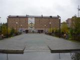 Открытие  Якорной площади в Красноярске