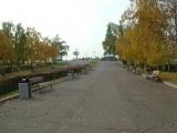 благоустройство сквера на Караульной горе в г. Красноярске