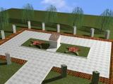 8 мая в Красноярске был заложен сквер в память о пожарниках, погибших в годы Великой отечественной войны.