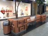 Группа компаний «Стимэкс» проводит обновление малых архитектурных форм для торгово-развлекательного центра «Планета».
