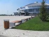 Благоустройство территории, прилегающей к Ледовому Дворцу «Арена-Север» в г. Красноярске