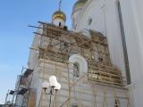 Строительство собора Рождества Христова
