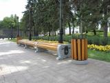 Благоустройство территории Нижегородского кремля в 2011 году