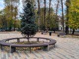 Сквер Калининский в Красноярске