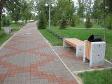 Скамья парковая C1 (С1)