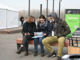 В Красноярске прошла первая красноярская выставка уличной мебели