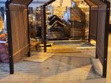 ГК «Стимэкс» заканчивает производство крупной партии пергол.