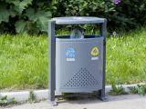 Металлическая урна для мусора U109 (У109)
