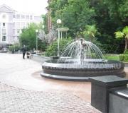 Площадь перед зданием Педагогического университета