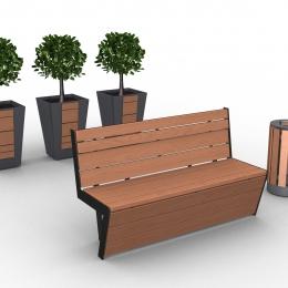 Коллекция мебели Инлайн