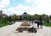 """Инсталляция 165. Серия """"Астана"""" для города Астана"""