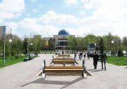 """Инсталляция 186. Серия """"Астана"""" для города Астана"""